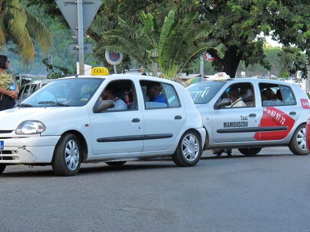 Taxi mahorais